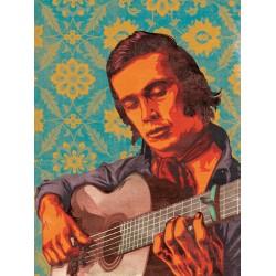 Paco de Lucía - Ilustración
