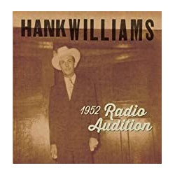 Williams, Hank - 1952 Radio...