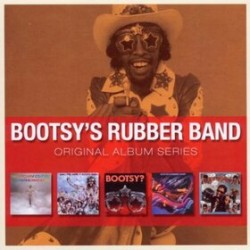 Bootsy's Rubber Band  -...
