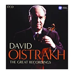 Oistrakh, David - The Great...