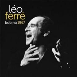 Ferré, Léo - Bobino 1967 -...