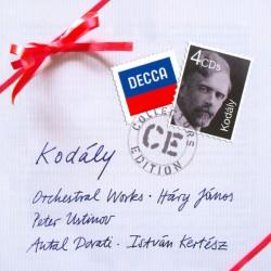 Kodály, Zoltán - Orchestral...