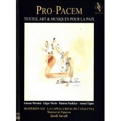 Savall, Jordi - Pro Pacem,...