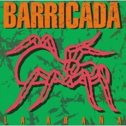 Barricada - La Araña - LP...