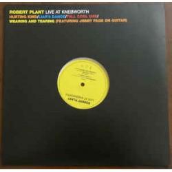 Plant, Robert  - Live At...