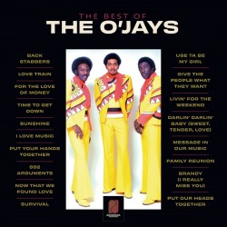 O'Jays, The - The Best Of...