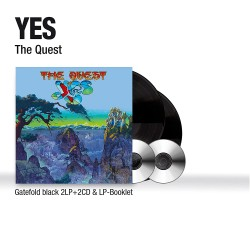 Yes - The Quest - 2 LPs 180...