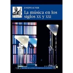 Auner, Joseph - La Música...
