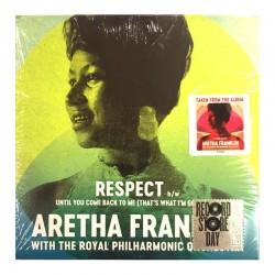 Franklin, Aretha - Respect...