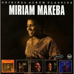 Makeba, Miriam - Original...