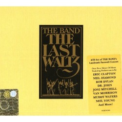 Band, The - The Last Waltz...