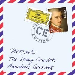 Mozart, W. A. - The String...