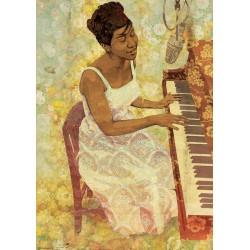 Aretha Franklin - Ilustración