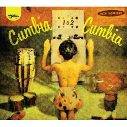 Various Artists - Cumbia...