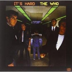Who, The - It's Hard - LP...