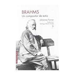 Forner, Johannes - Brahms....
