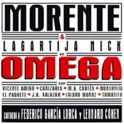 Morente, Enrique - Omega