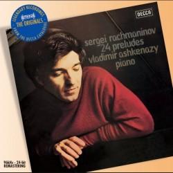Rachmaninov - 24 Préludes -...