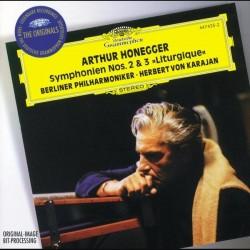 Honneger - Symphonies 2 & 3...
