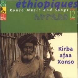 Ethiopiques 12 - Konso...