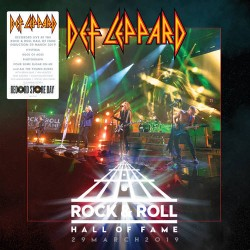 Def Leppard - Hall Of Fame...